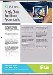 Supply Chain Practitioner L3 Apprenticeship
