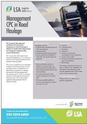 Management CPC in Road Haulage